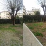 Villetta Terra Tetto Pistoia Viale Adua Mq 390 Giardino Mq 500