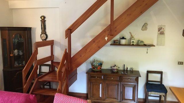Appartamento Abetone Boscolungo Mansarda Due Vani Mq 55